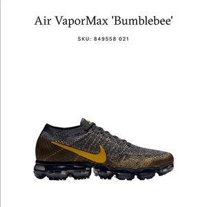 """e4090d3f13a ... Nike Vapor max """"Bumble Bee"""" ..."""